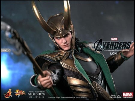 Loki Sixth Scale Figure