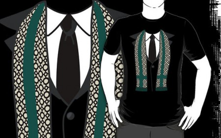 Loki in Disguise Suit T-Shirt