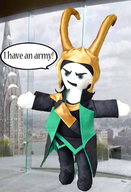 Loki Handmade Doll