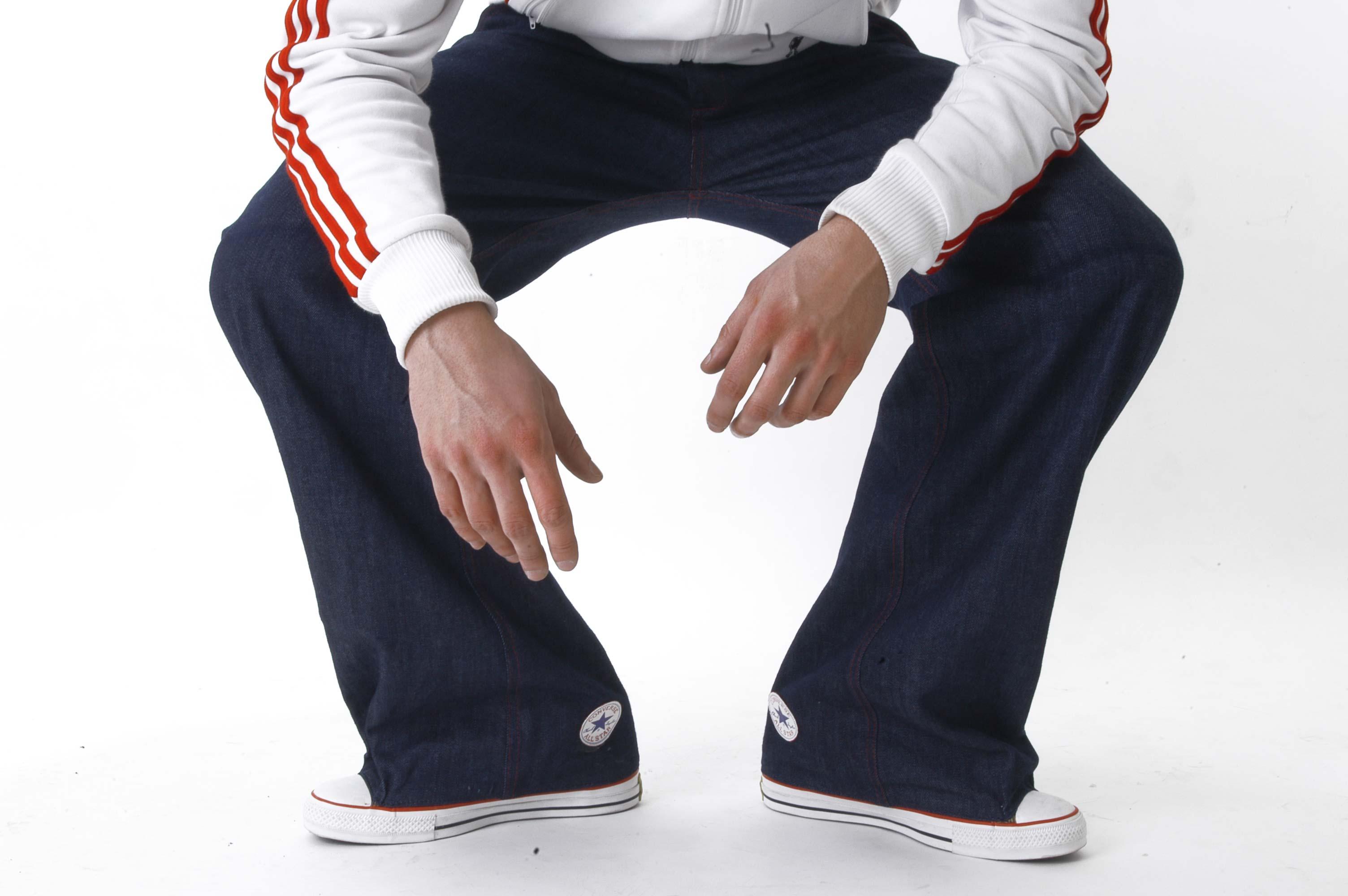 Shoe Pants Make It All So Much Easier | Bit Rebels