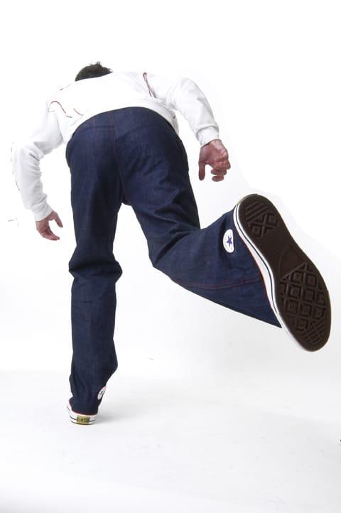 shoe-pants-art-design