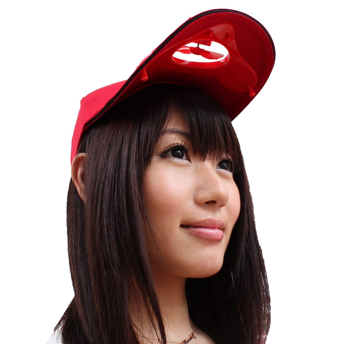 solar-powered-fan-cap