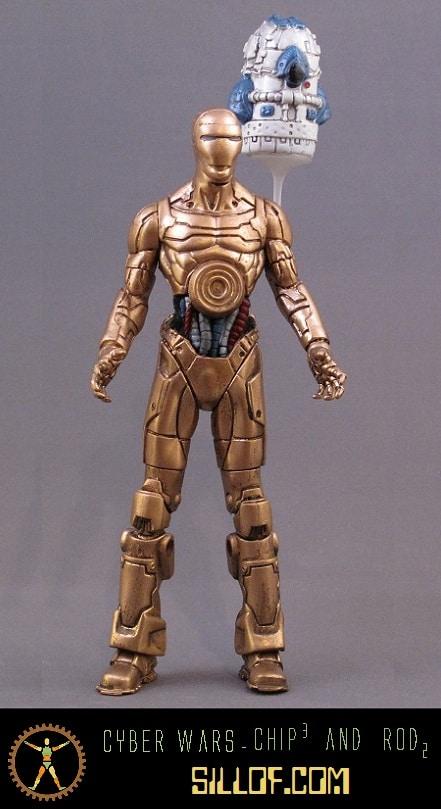 The All New Star Wars Cyberpunk Figurines