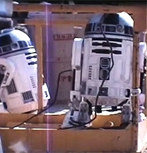 Unseen Star Wars Return Of The Jedi Behind The Scenes Video