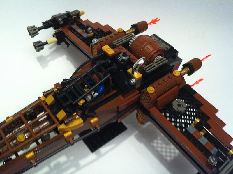 steampunk-star-wars-spaceships