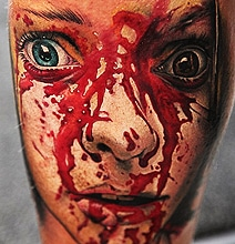 the-horror-zombie-tattoo-collection
