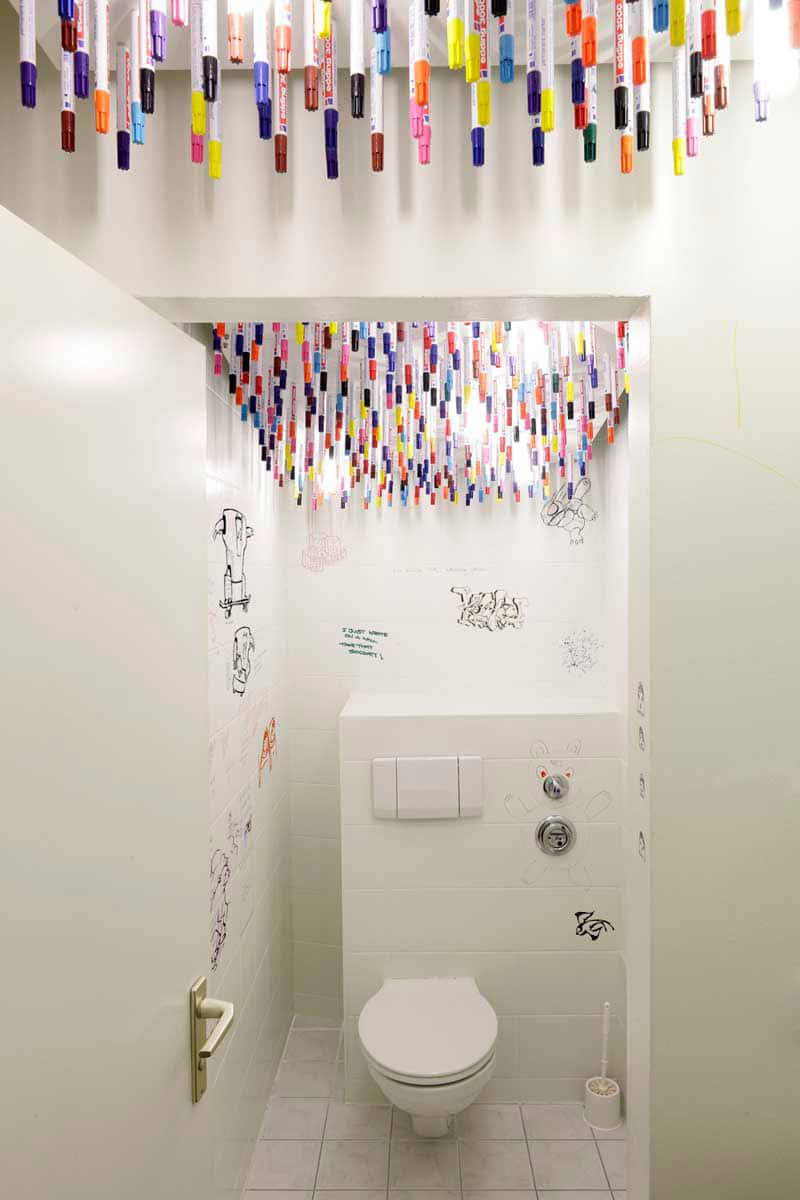 3 Creative Bathroom Designs: Get Inspired In The Loo