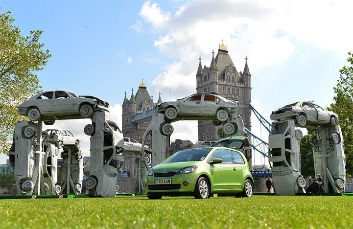 used-cars-stonehenge-replica