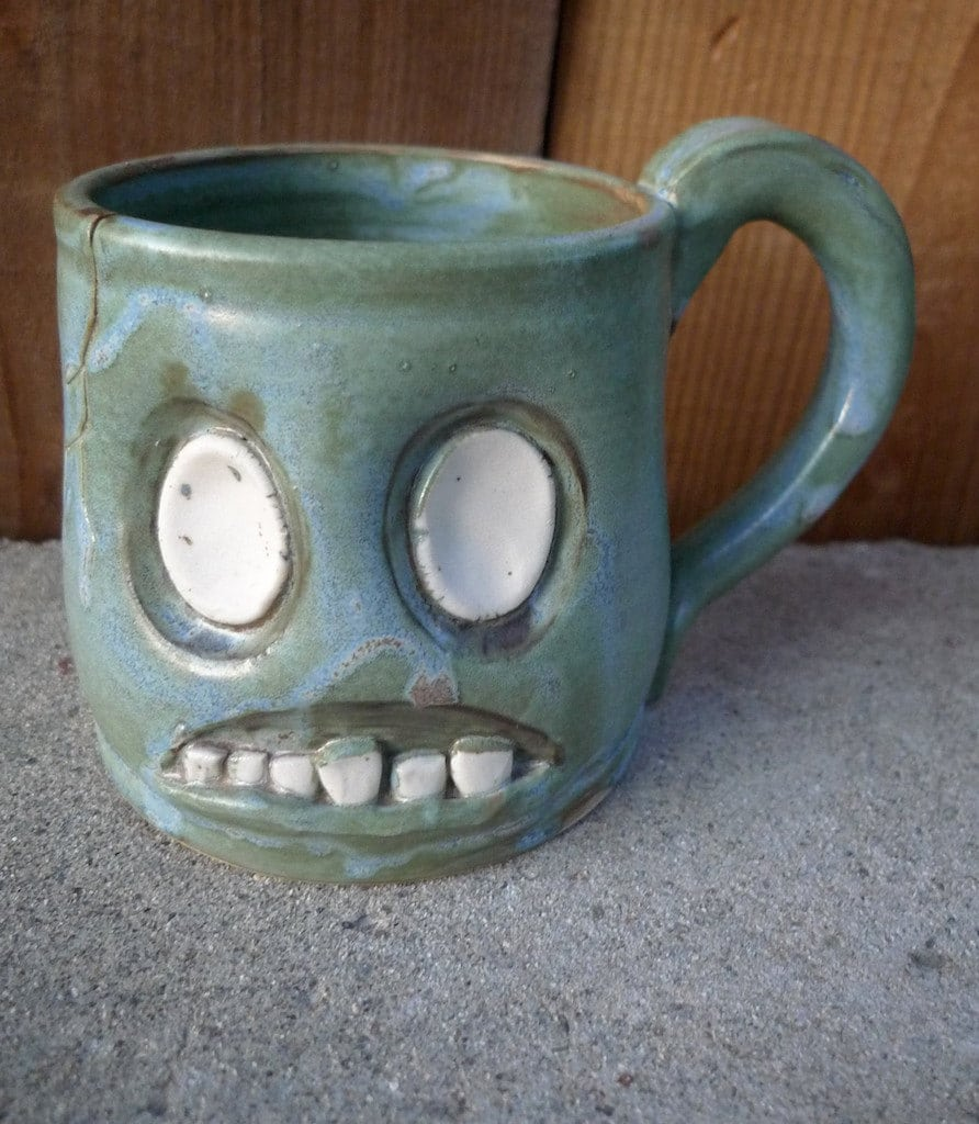 Zombie Coffee & Tea Mugs
