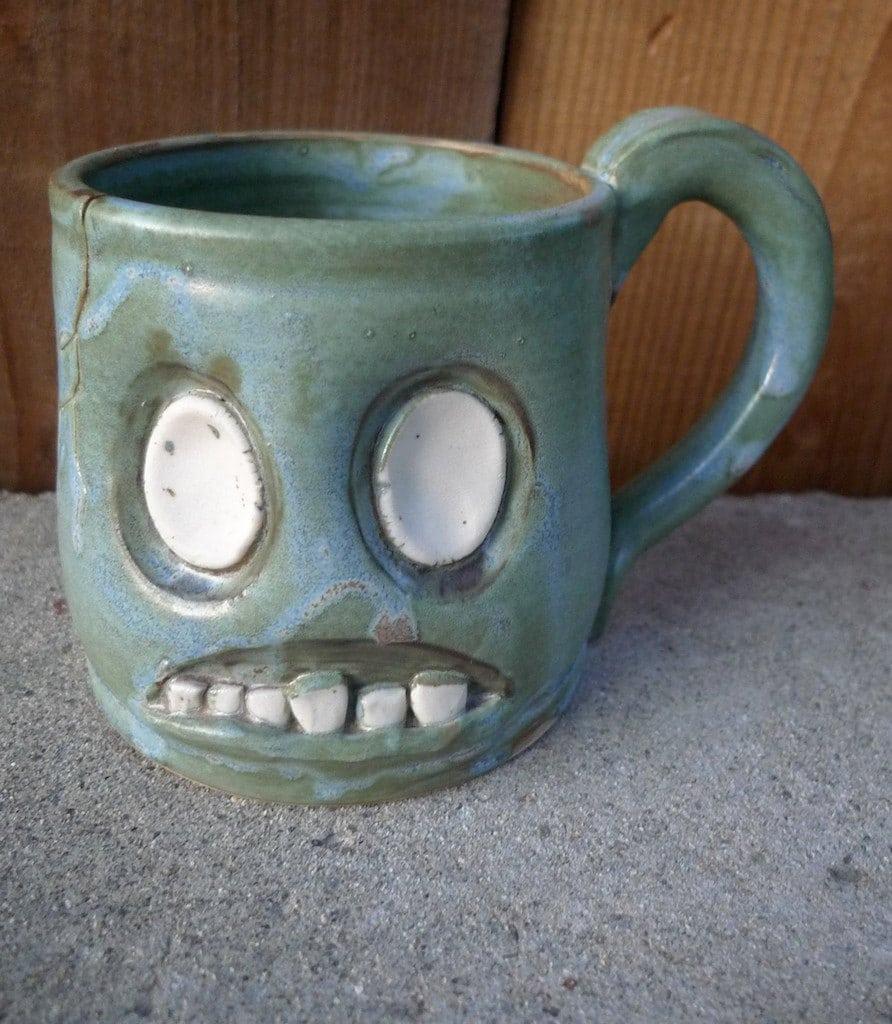 Zombie Coffee & Tea Mugs