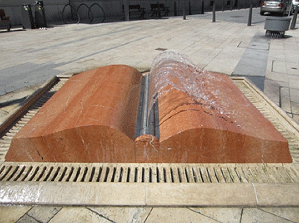 Book-Fountain-In-Budapest