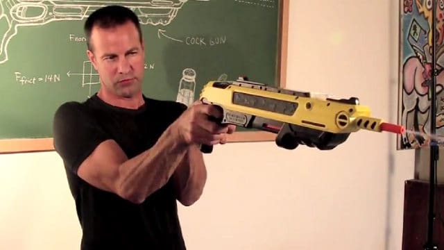 Bug-A-Salt: The Shotgun Designed For Shooting Bugs With Salt