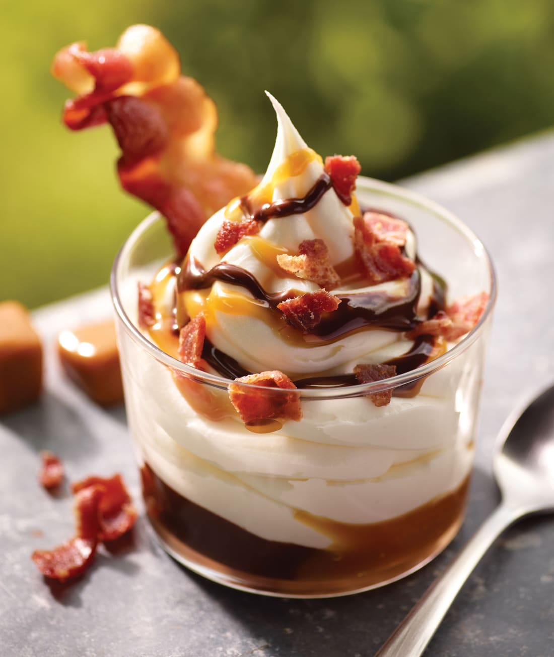 Burger King's Bacon Ice Cream Sundae Is Every Geek's Dream