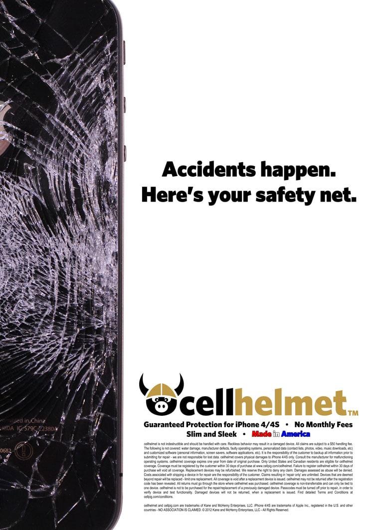Cellhelmet-iPhone-Case-Guarantee