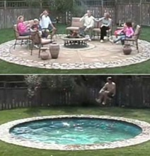 Double Your Summer Fun With A Convertible Pool Patio