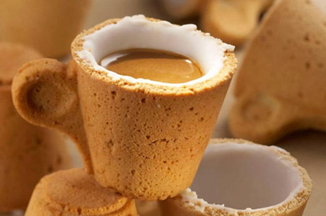 Cookie Cup: The Mouth-Watering Edible Coffee Cup