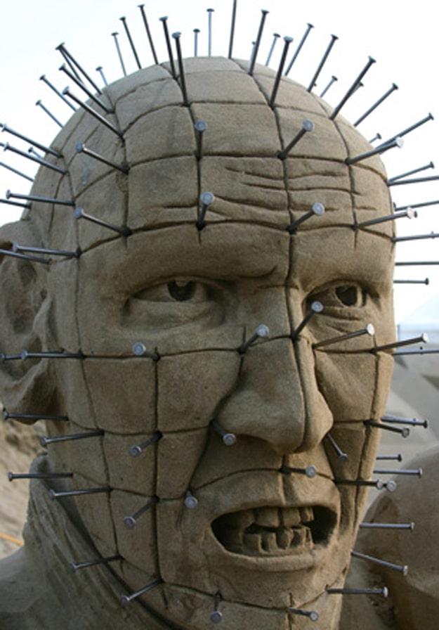 Hellraiser-Sand-Art-Sculpture