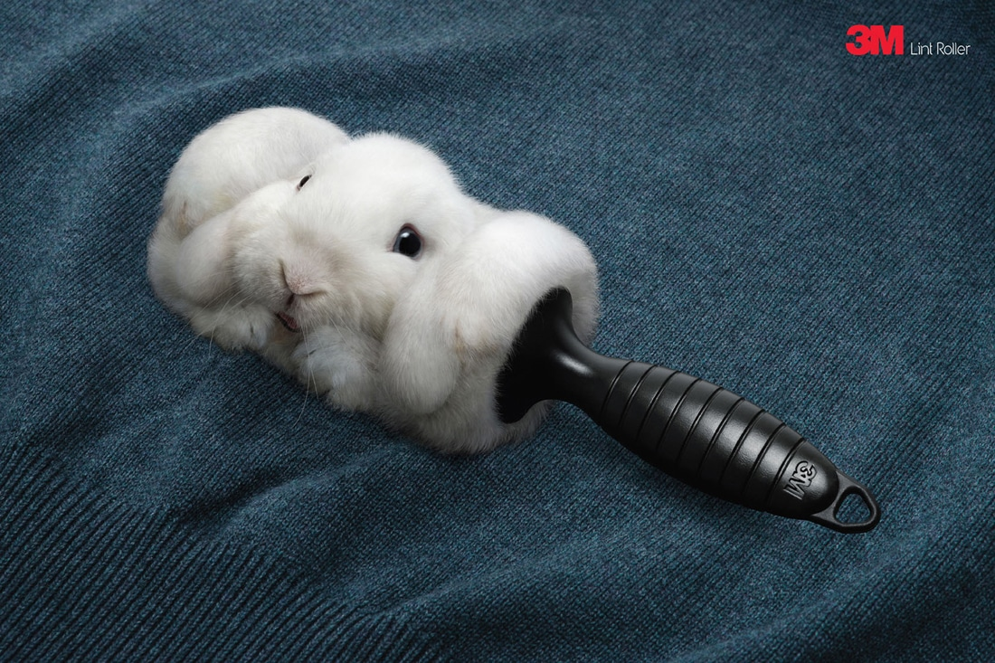 Lint-Roller-Rabbit-Advertising