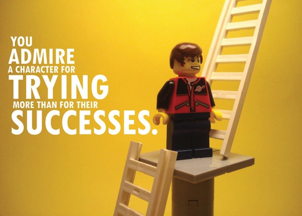 12 Pixar Storytelling Rules Explained With Lego