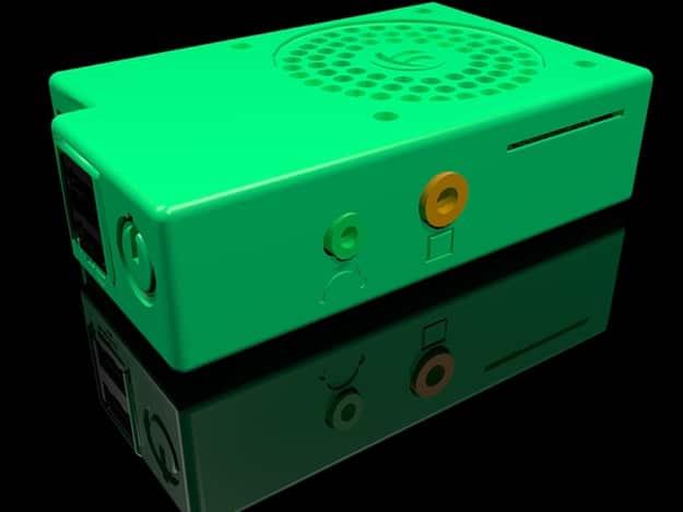 Raspberry-Pi-Geek-Cases