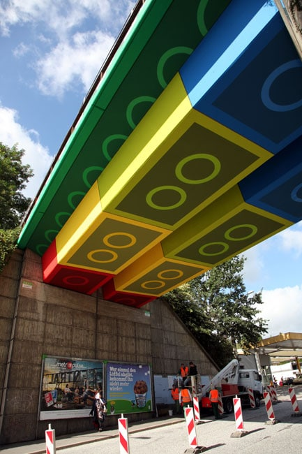 Real-Painted-Lego-Bridge