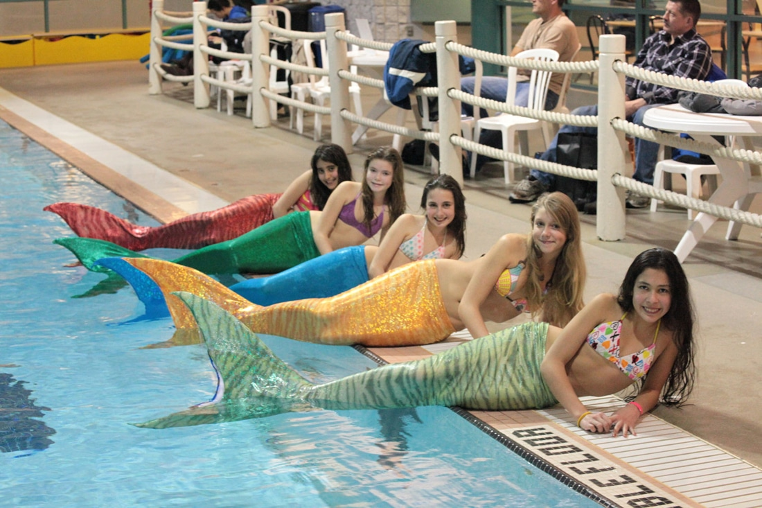 Become A Sea Princess With Functional Mermaid Tails