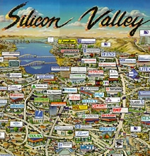 Best Place In Silicon Valley For Your Next Startup [Infographic]