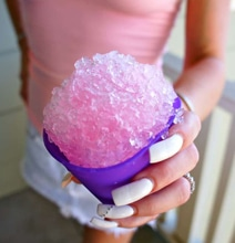 Spiked Snow Cones: The Summertime Treat For Adults