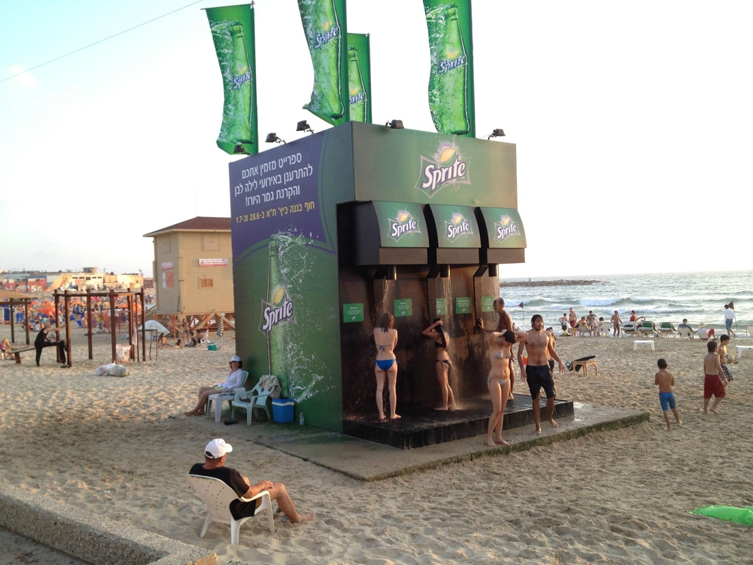 Sprite-Shower-In-Brazil