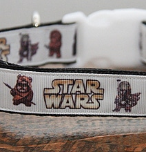 Star Wars Dog Collar: Let Your Pooch Pimp It Out In Geek Style