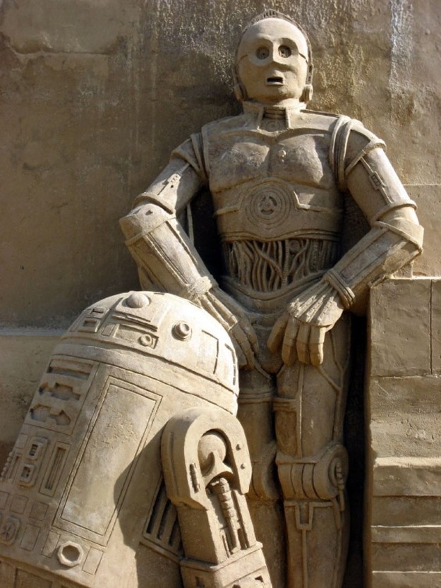Star-Wars-Sand-Art-Sculpture