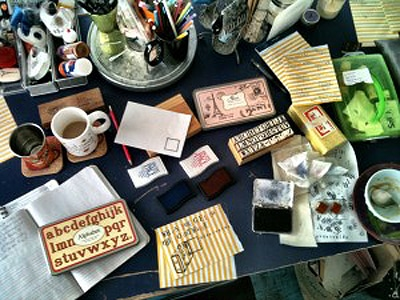 Table-Of-Art-Supplies