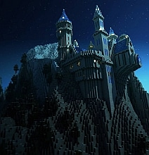 Minecraft Replica Of Westeros Puts Your Dirt Hut To Shame