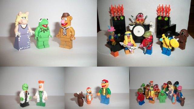 Muppetholics Rejoice: Muppet Lego Minifig Concept Ideas
