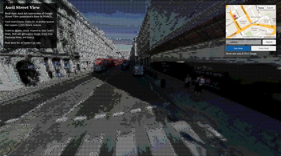 ascii-street-view-engine