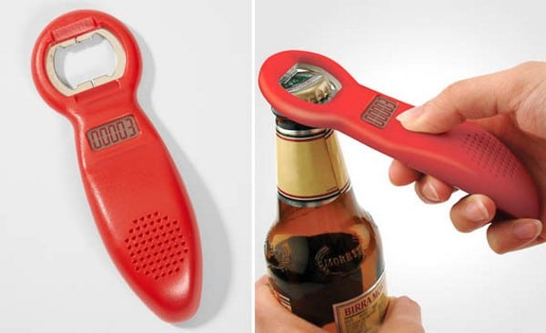 Beer Tracker Bottle Opener Knows How Drunk You Are