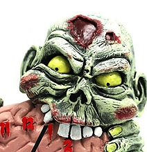 Zombie Brain Clock Is Sure To Keep You On Time