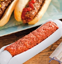 Ham Dogger: Transform Your Hamburger Into A Hot Dog