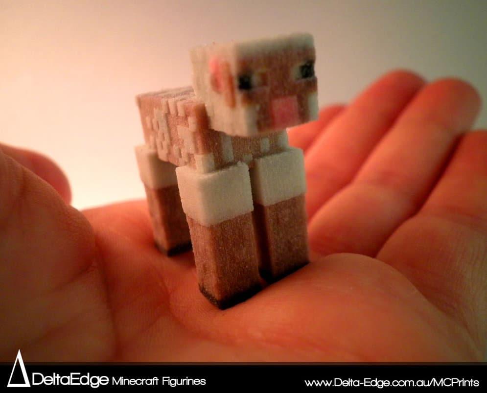 minecraft-3d-printed-figurines