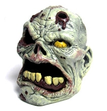 Zombie Skull Pencil Holder For The Horrific Office Worker