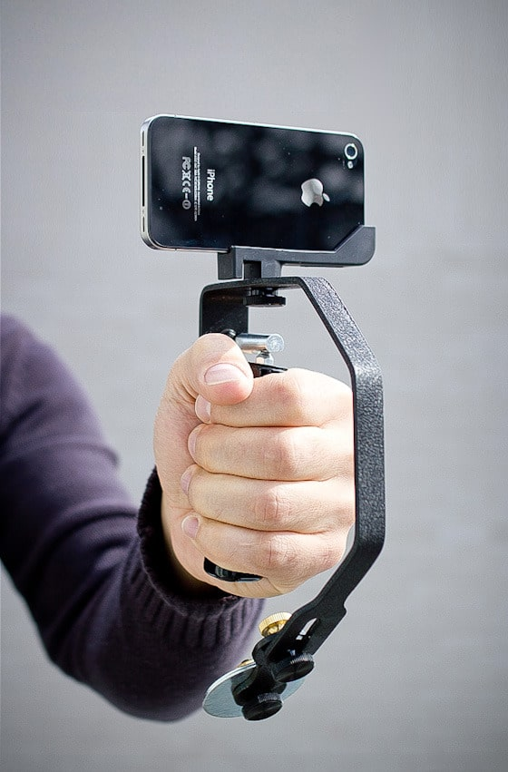 Picosteady: Innovative Steadicam For Your iPhone