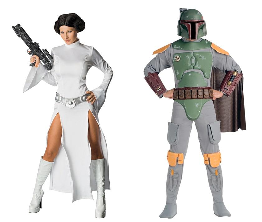 Star Wars Trilogy Adult Costume