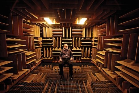 This Is The Quietest Place On Earth