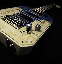R2-D2 Guitar Build For The Sci-Fi Rockstar