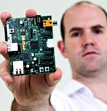 Raspberry Pi: World's Cheapest Computer Now Available [Video]