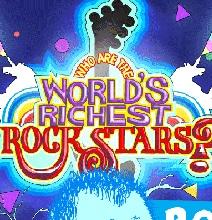 Richest Rockstars In The World [Infographic]
