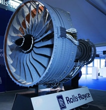 Impressive Rolls-Royce LEGO Jet Engine Time Lapse Build