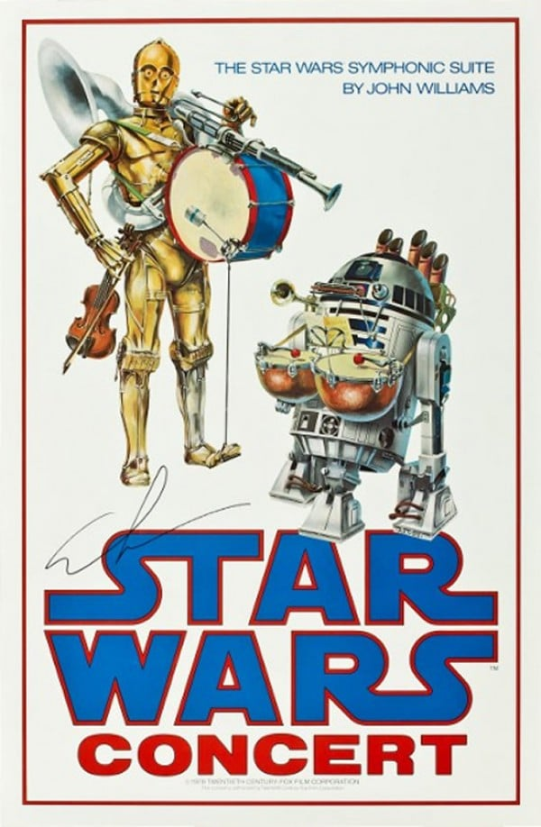 $8,000 Star Wars Vintage Poster Now Up For Grabs
