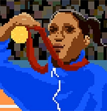 Olympics Now In 8-Bit Style For Your Retro Pleasure