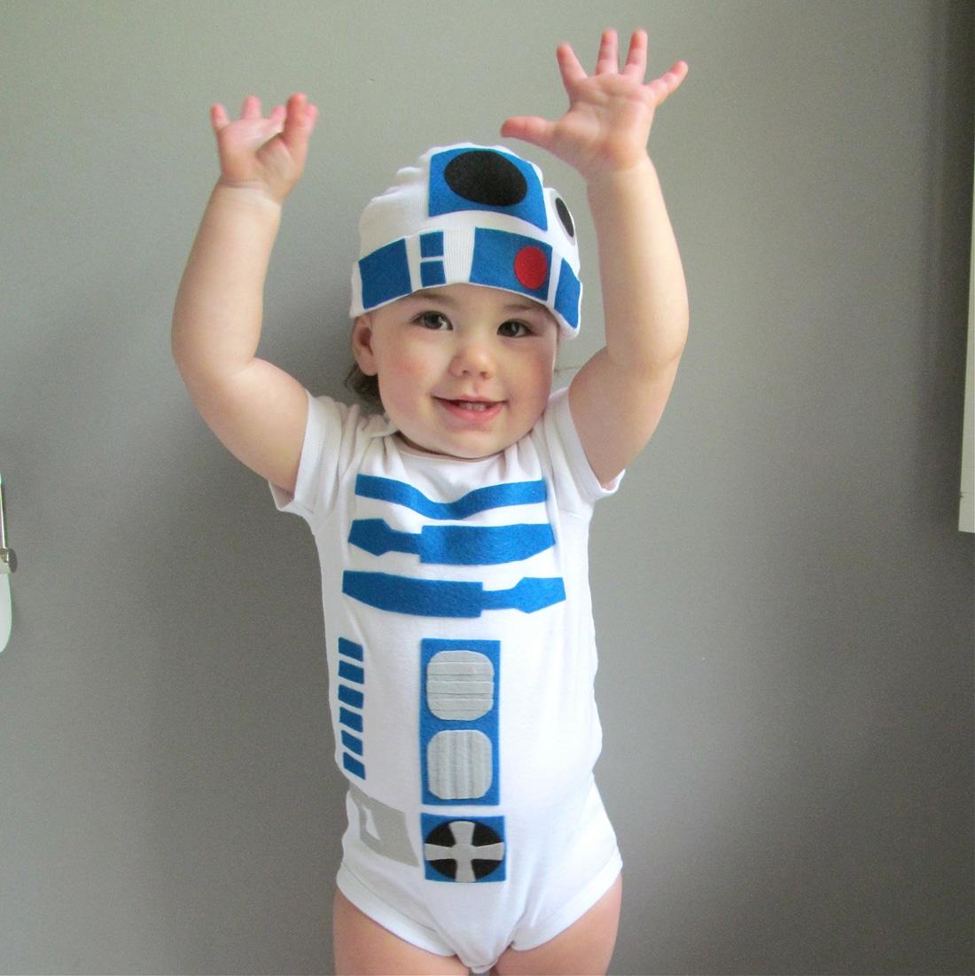 R2d2 Baby Costume R2-D2 Baby Costume: De...